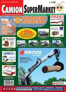 Marchesi Gru Camion SuperMarket