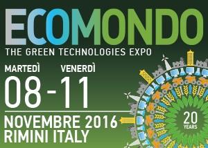 Ecomondo 2016 Marchesi Gru