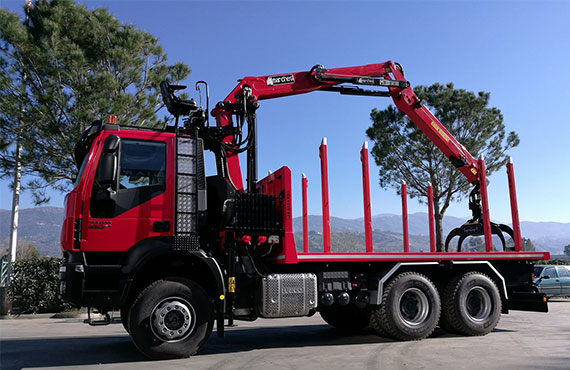 marchesi-crane-t-series-forestry-sector