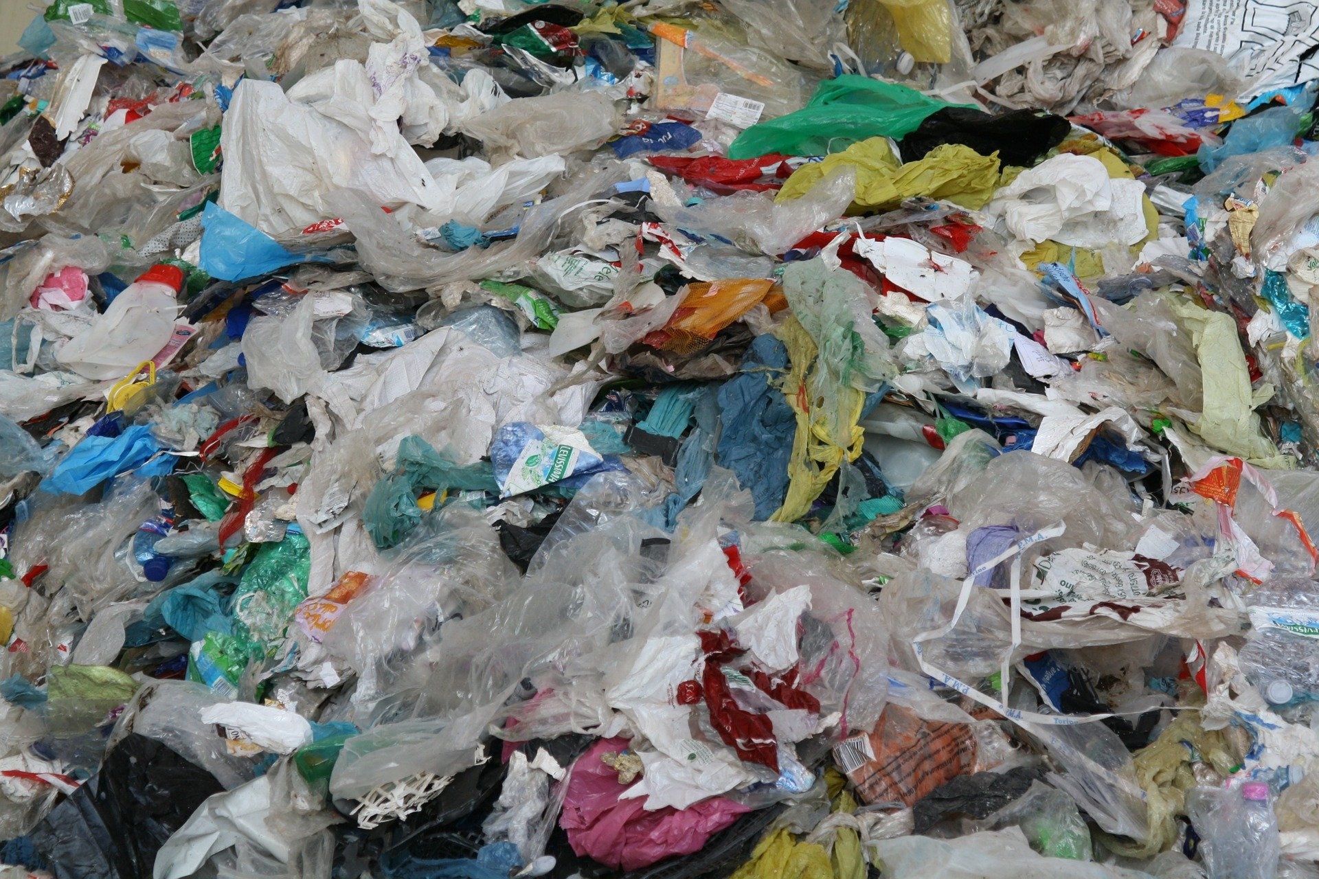 Settore ecologia: recupero plastica