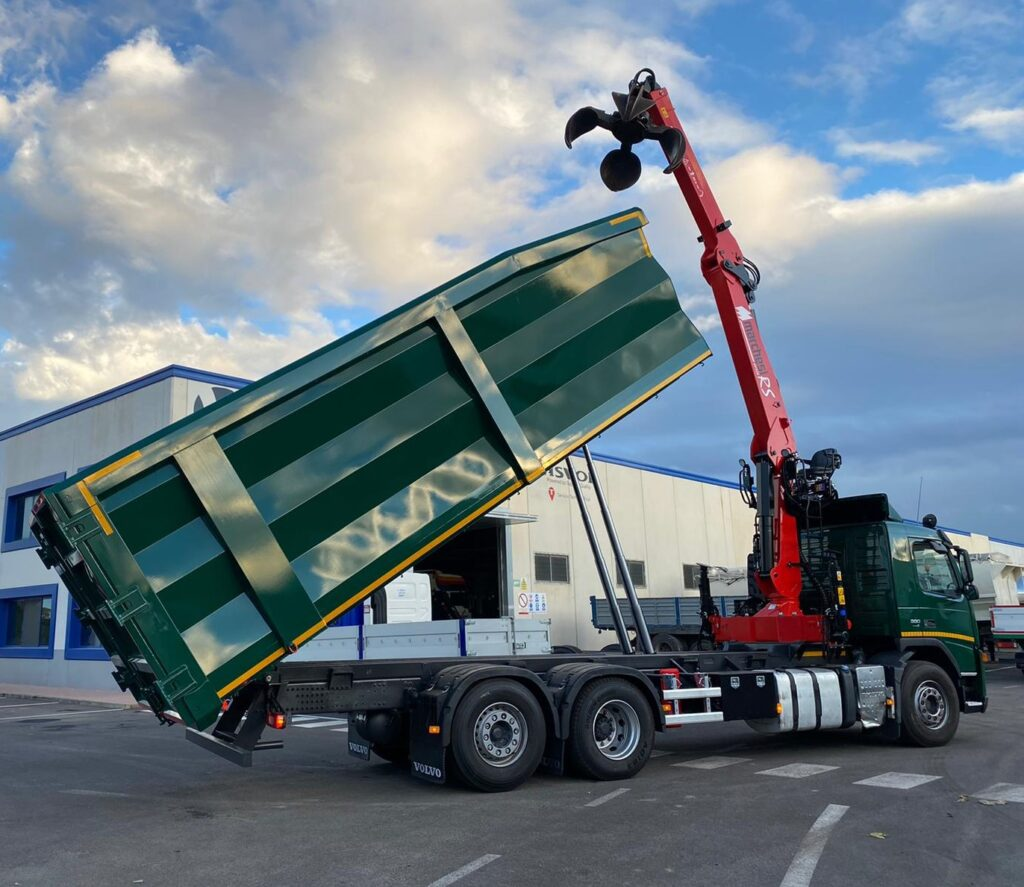 marchesigru-truckmountedcrane-forscrapmetalapplications-price