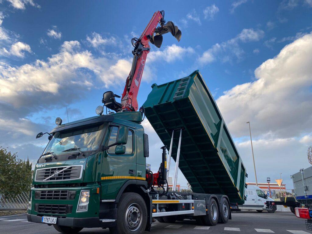 scraploader-truckmounted-ontippertrailer-price