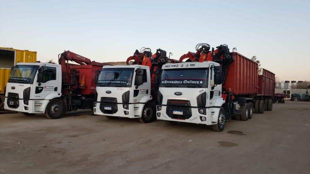 marchesigru-truckmountedscraploaders-workinginargentina