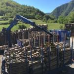 Caricatore forestale Marchesi