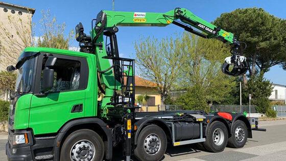 marchesigru-truckmountedcrane